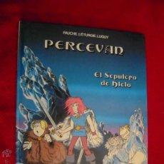Cómics: PERCEVAN 2 - EL SEPULCRO DE HIELO - LETURGIE & LUGUY - CARTONE. Lote 43001408