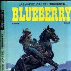 Cómics: AVENTURAS DEL TENIENTE BLUEBERRY Nº 3 - CUATRO AVENTURAS COMPLETAS. Lote 43055376