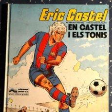 Cómics: EN CASTEL I ELS TONS - EDICIONES JUNIOR 1980 - GRIJALBO. Lote 43181064