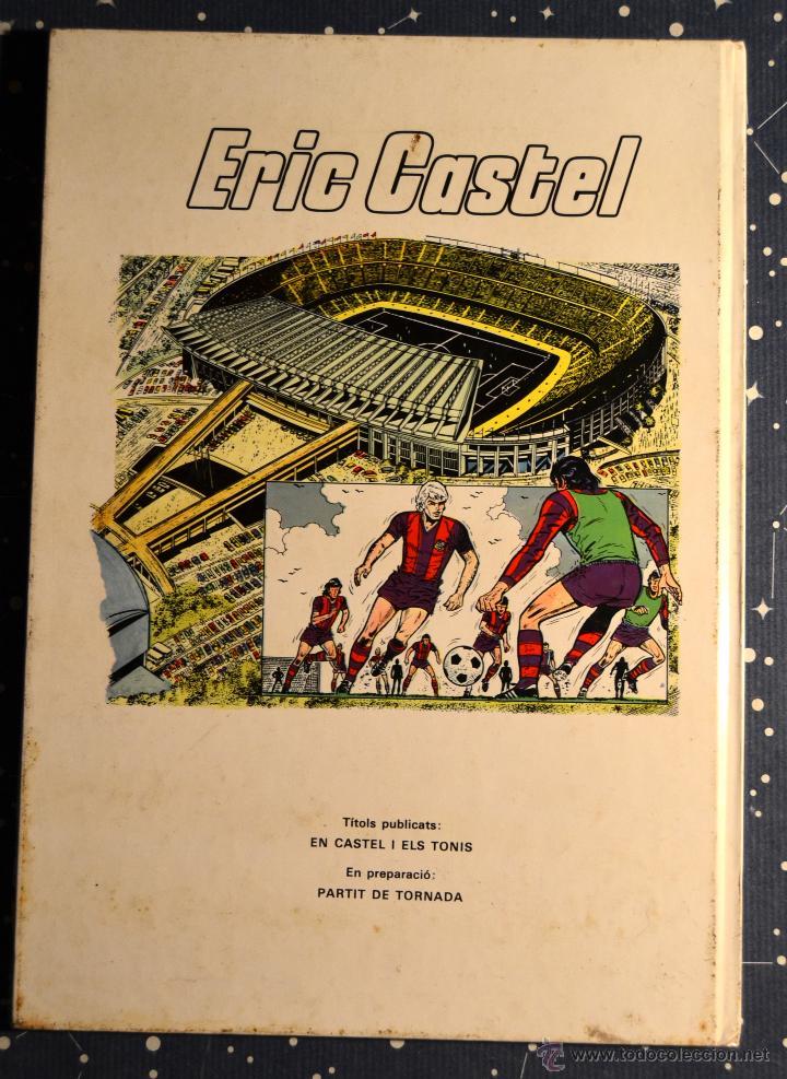 Cómics: EN CASTEL I ELS TONS - EDICIONES JUNIOR 1980 - GRIJALBO - Foto 2 - 43181064