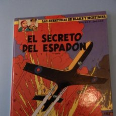 Cómics: LAS AVENTURAS DE BLAKE Y MORTIMER N. 9 EL SECRETO DEL ESPADON 1. PARTE. Lote 43188914