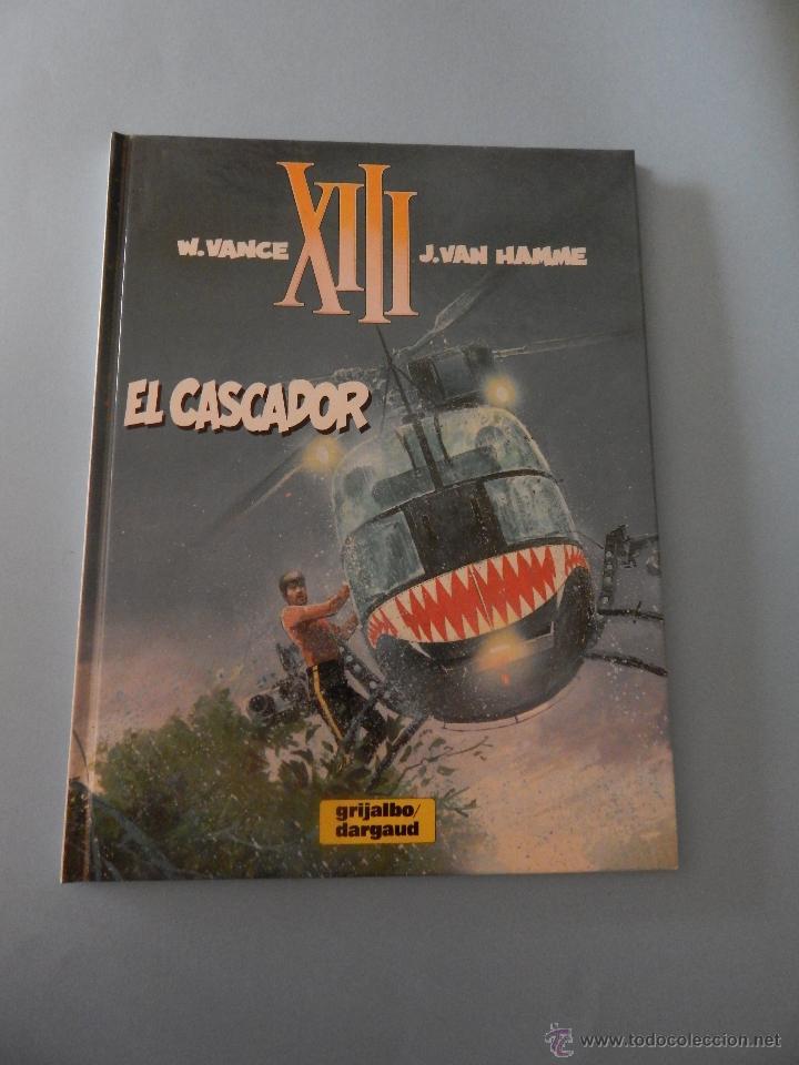 XIII N. 10 EL CASCADOR (Tebeos y Comics - Grijalbo - XIII)