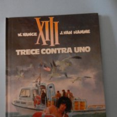 Cómics: XIII N. 8 TRECE CONTRA UNO . Lote 43200081