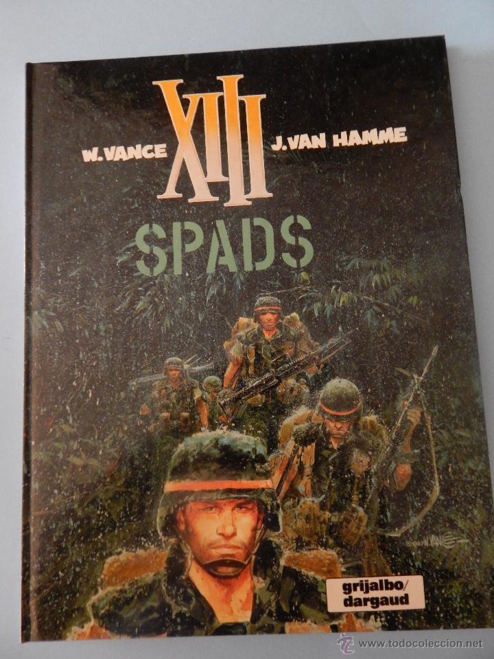 XIII N. 4 SPADS (Tebeos y Comics - Grijalbo - XIII)