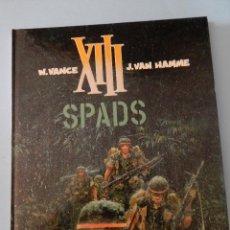 Cómics: XIII N. 4 SPADS. Lote 43200189