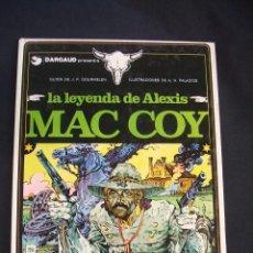 Cómics: MAC COY - Nº 1 - LA LEYENDA DE ALEXIS MAC COY - GRIJALBO - . Lote 43232497