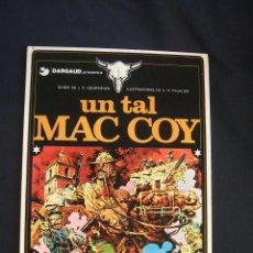 Cómics: MAC COY - Nº 2 - UN TAL MAC COY - GRIJALBO - . Lote 43232683