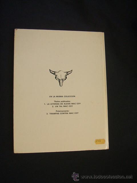Cómics: MAC COY - Nº 2 - UN TAL MAC COY - GRIJALBO - - Foto 4 - 43232683