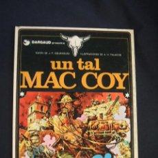 Cómics: MAC COY - Nº 2 - UN TAL MAC COY - GRIJALBO - . Lote 43232720