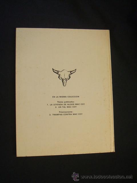 Cómics: MAC COY - Nº 2 - UN TAL MAC COY - GRIJALBO - - Foto 4 - 43232720