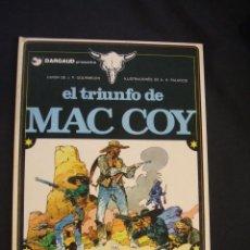 Cómics: MAC COY - Nº 4 - EL TRIUNFO DE MAC COY - GRIJALBO - . Lote 43233063