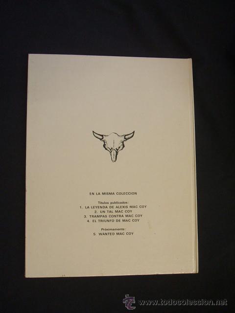 Cómics: MAC COY - Nº 4 - EL TRIUNFO DE MAC COY - GRIJALBO - - Foto 4 - 43233063