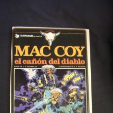 Cómics: MAC COY - Nº 9 - EL CAÑON DEL DIABLO - GRIJALBO - . Lote 43233809