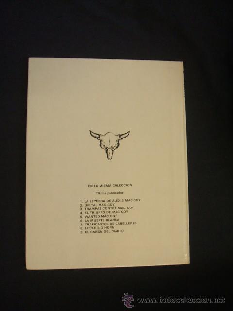 Cómics: MAC COY - Nº 9 - EL CAÑON DEL DIABLO - GRIJALBO - - Foto 5 - 43233809