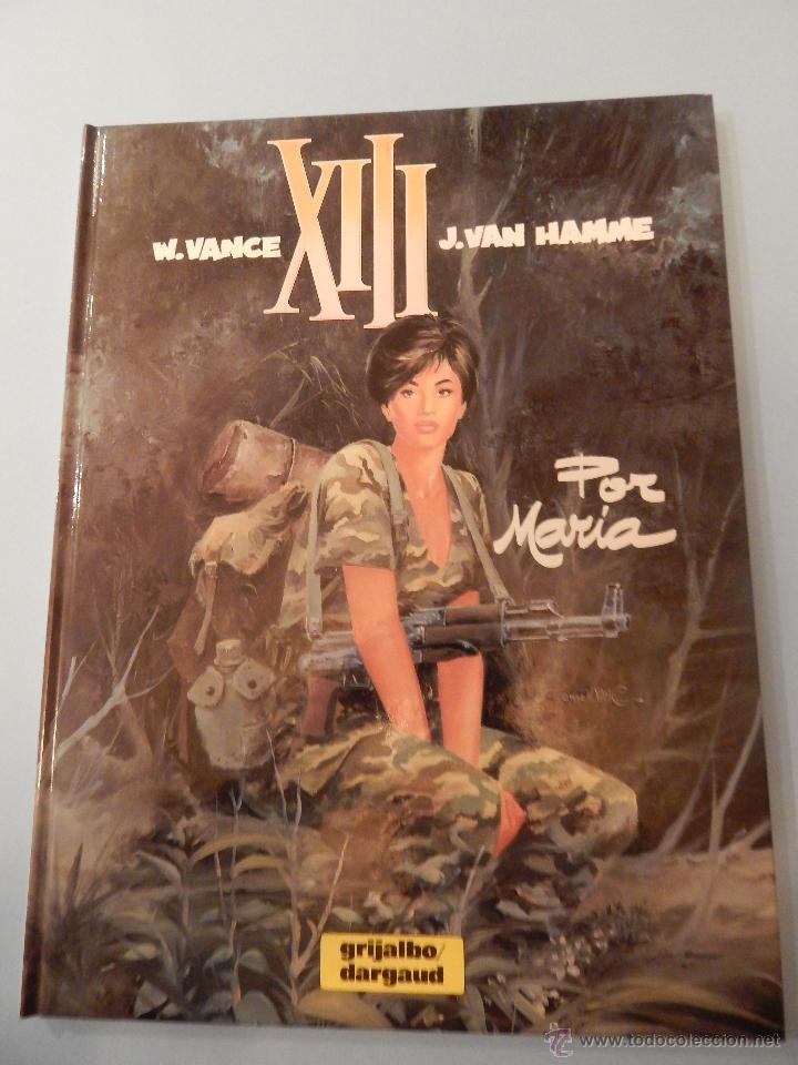 XIII N. 9 POR MARIA (Tebeos y Comics - Grijalbo - XIII)