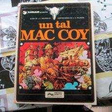 Cómics: MAC COY Nº 2 UN TAL MAC COY. Lote 43404447
