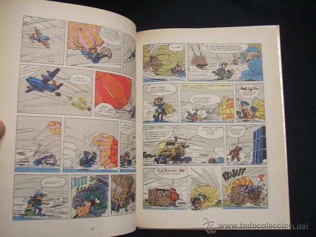 Cómics: LAS AVENTURAS DE SPIROU Y FANTASIO - Nº 19 - VIRUS - GRIJALBO - - Foto 3 - 43414999