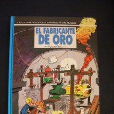 Cómics: LAS AVENTURAS DE SPIROU Y FANTASIO - Nº 33 - EL FABRICANTE DE ORO - GRIJALBO -. Lote 43415715