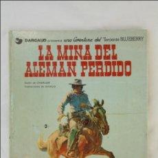 Cómics - Cómic Teniente Blueberry. La Mina del Alemán Perdido - Nº 1 - Ed Grijalbo / Dargaud - 1977 - 43674725