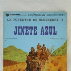 Cómics: CÓMIC LA JUVENTUD DE BLUEBERRY. JINETE AZUL - Nº 14 - ED GRIJALBO / DARGAUD - 1979. Lote 43674760