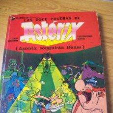 Cómics: ASTERIX LAS DOCE PRUEBAS - GRIJALBO 1976 -- TAPA DURA. Lote 43783719