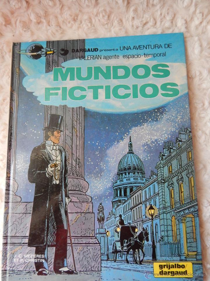 UNA AVENTURA DE VALERIAN - MUNDOS FICTICIOS N. 6 (Tebeos y Comics - Grijalbo - Valerian)