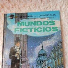 Cómics: UNA AVENTURA DE VALERIAN - MUNDOS FICTICIOS N. 6. Lote 43860469