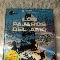 Cómics: UNA AVENTURA DE VALERIAN - LOS PAJAROS DEL AMO N. 4. Lote 97596682