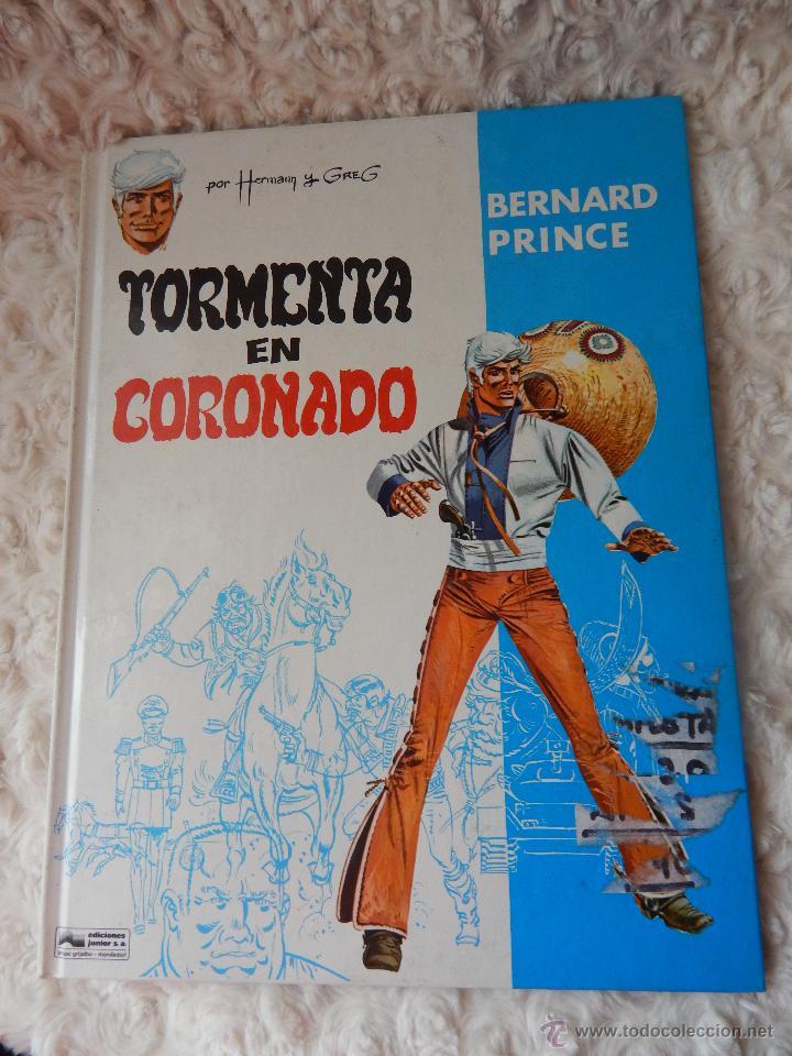 BERNARD PRINCE - TORMENTA EN CORONADO N. 2 (Tebeos y Comics - Grijalbo - Otros)