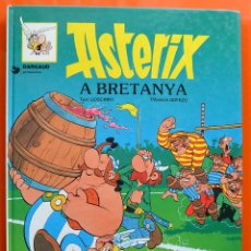 Cómics: ASTERIX A BRETANYA - GRIJALBO DARGAUD 1990 - UDERZO - GOSCINNY - 12. Lote 44127361
