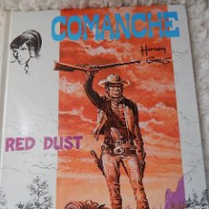 Cómics: COMANCHE- RED DUST N. 1. Lote 44156495