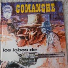 Cómics: COMANCHE- LOS LOBOS DE WYOMING - N. 3. Lote 44156536