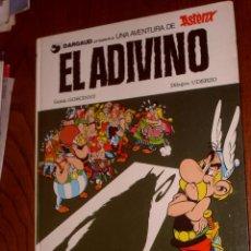 Cómics: EL ADIVINO. GRIJALBO. 1981. DARGAUD PRESENTA UNA AVENTURA DE ASTERIX. . Lote 44186933