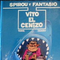 Cómics: SPIROU Y FANTASIO. VITO EL CENIZO. Nº29. TOME & JANRY. ESPAÑA 1992.. Lote 44189193