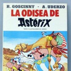 Cómics: ASTERIX LA ODISEA DE ASTERIX GOSCINY UDERZO ED GRIJALBO DARGAUD 1987. Lote 113769619