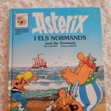 Cómics: ASTERIX - I ELS NORMANDS N. 8 - CATALA. Lote 44286221