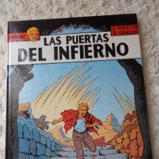 Cómics: LEFRANC - N. 5 - LAS PUERTAS DEL INFIERNO. Lote 44332317