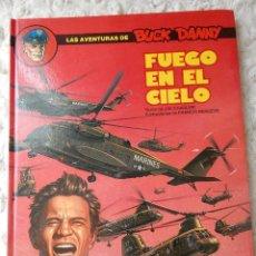 Cómics: LAS AVENTURAS DE BUCK DANNY N. 43 - FUEGO EN EL CIELO. Lote 44332356