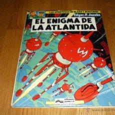 Comics : BLAKE Y MORTIMER EL ENIGMA DE LA ATLANTIDA GRIJALBO JUNIOR 1984. Lote 44362163