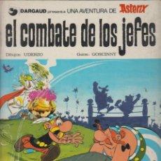 Cómics: ASTERIX - EL COMBATE DE LOS JEFES DE GOSCINNY Y UDERZO. LJ124. Lote 44368218