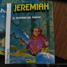Cómics: EL INVIERNO DEL PAYASO JEREMIAH Nº 9, JUNIOR GRIJALBO, BUEN ESTADO,. Lote 207940206