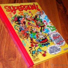 Cómics: SUPERGUAI! SUPER GUAI SUPERGUAI ! TRES MAXI AVENTURAS CHICHA TATO Y CLODOVEO GRIJALBO IBAÑEZ 1987. Lote 44491182