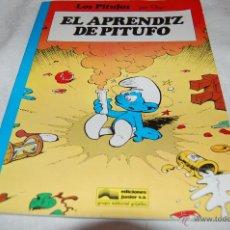 Cómics: LOS PITUFOS Nº 7 EL APRENDIZ DE PITUFO. Lote 44758909