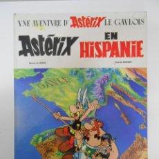 Cómics: ASTERIX EN ESPAÑA. ASTERIX EN HISPANIE. EN FRANCES. GOSCINNY. UDERZO. TDK54. Lote 44789571