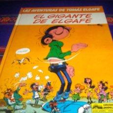 Cómics: TOMÁS EL GAFE Nº 5. GRIJALBO 1990. EL GIGANTE DE EL GAFE. MUY BUEN ESTADO Y DIFÍCIL!!!!!!. Lote 44820658