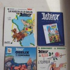 Cómics: LOTE DE 4 CÓMICS ASTÉRIX. . Lote 44843160