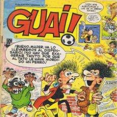 Cómics: CÓMIC GUAI! N.21. Lote 44865546