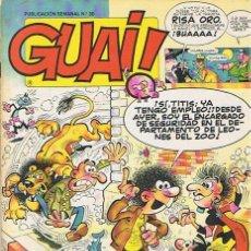 Cómics: CÓMIC GUAI! N.30. Lote 44865714