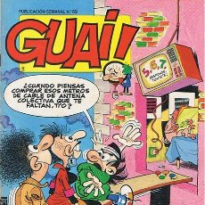 Cómics: CÓMIC GUAI! N.69. Lote 44865831
