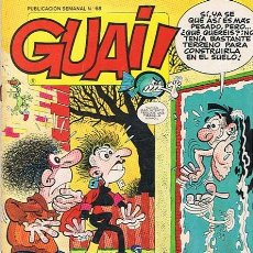 Cómics: CÓMIC GUAI! N.68 . Lote 44865902